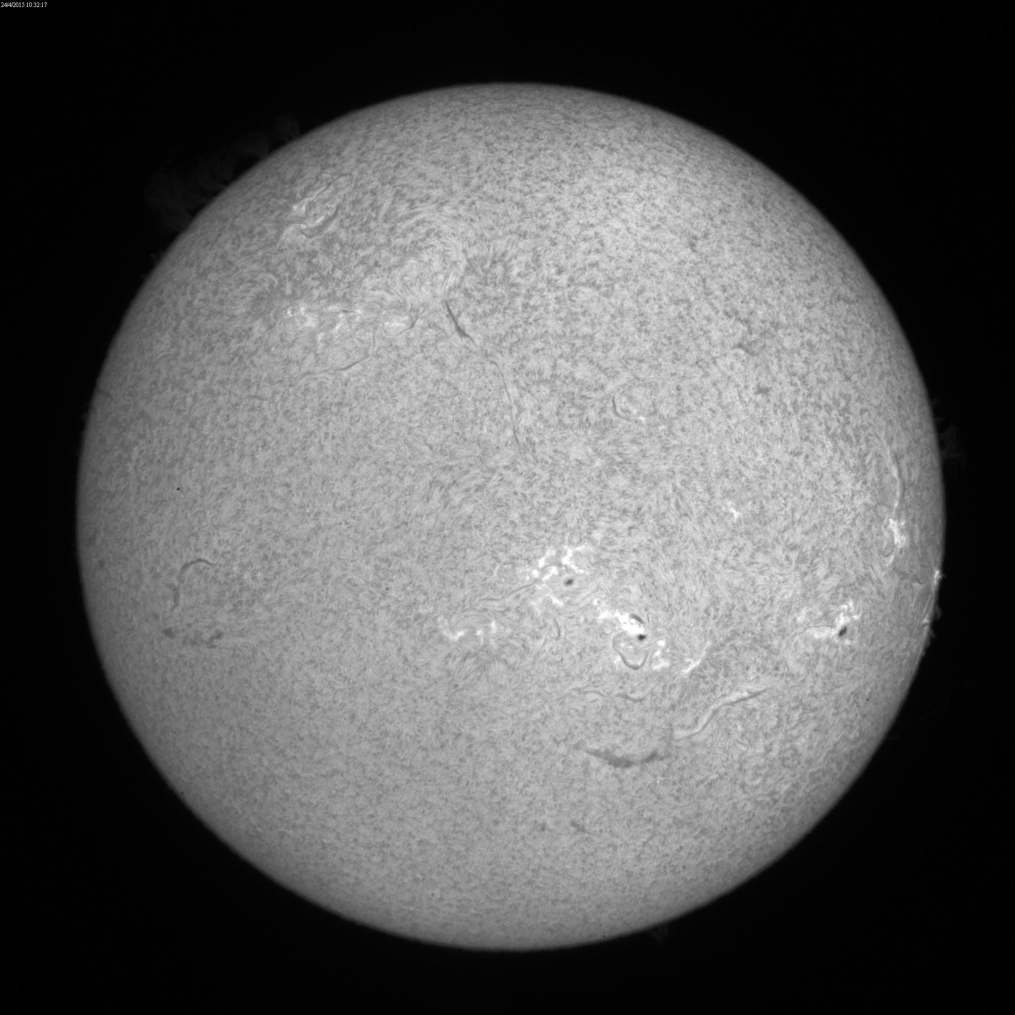 2015 April 24 Sun
