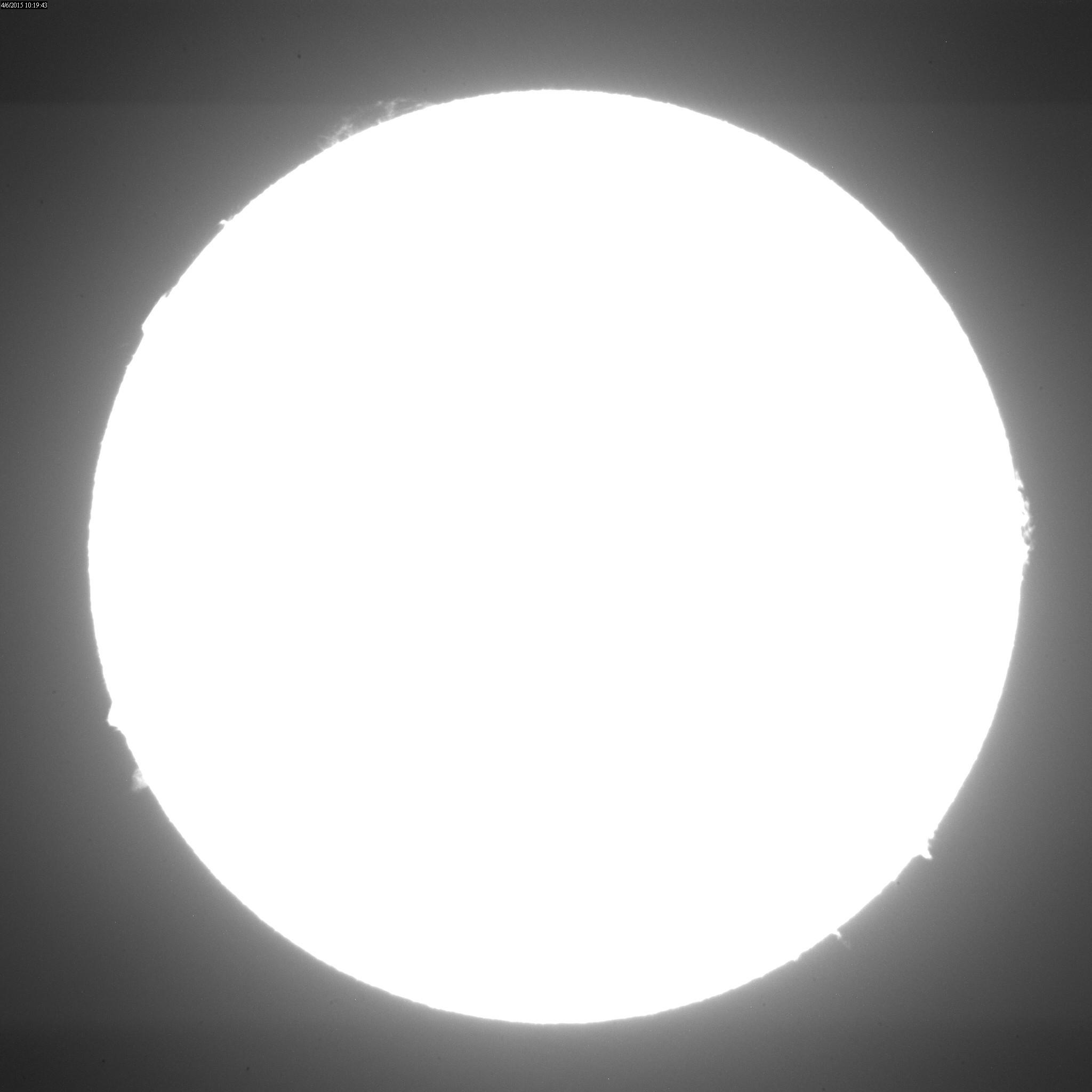 2015 June 04 Sun