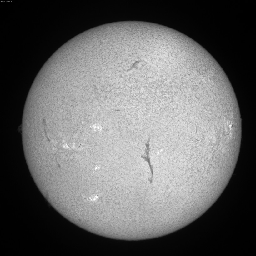2015 Sept. 24 Sun -7th day of a huge filament