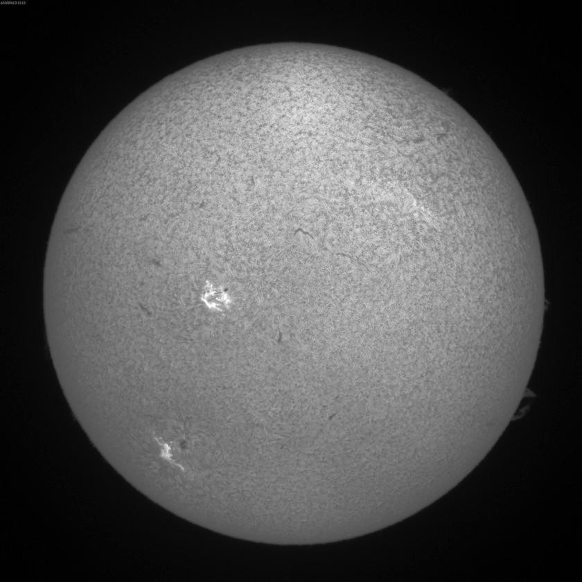 2016 October 6 Sun - AR12598