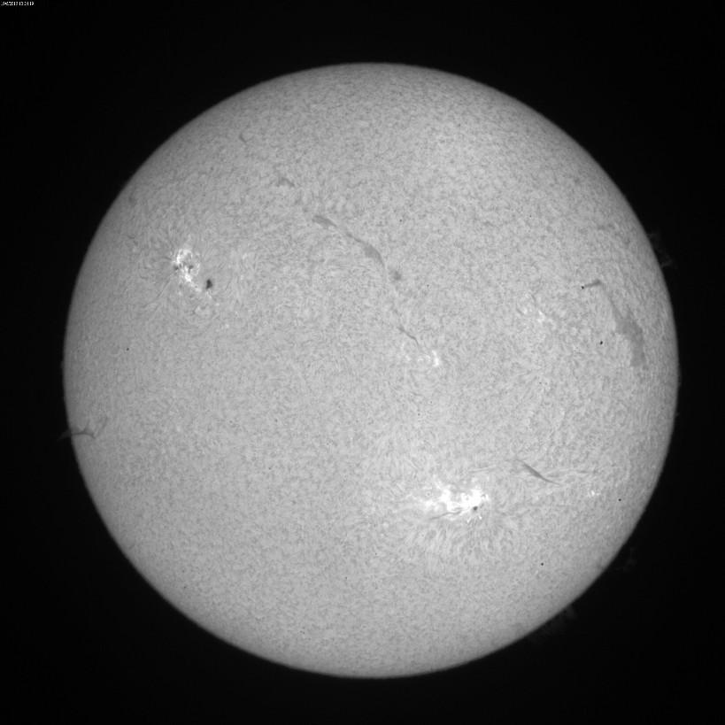 2015 June 19 Sun