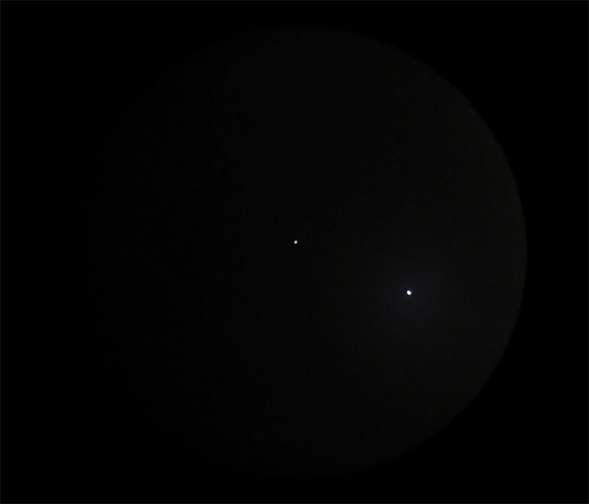 金星合木星