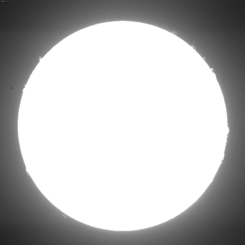 2015 August 19 Sun - AR12403