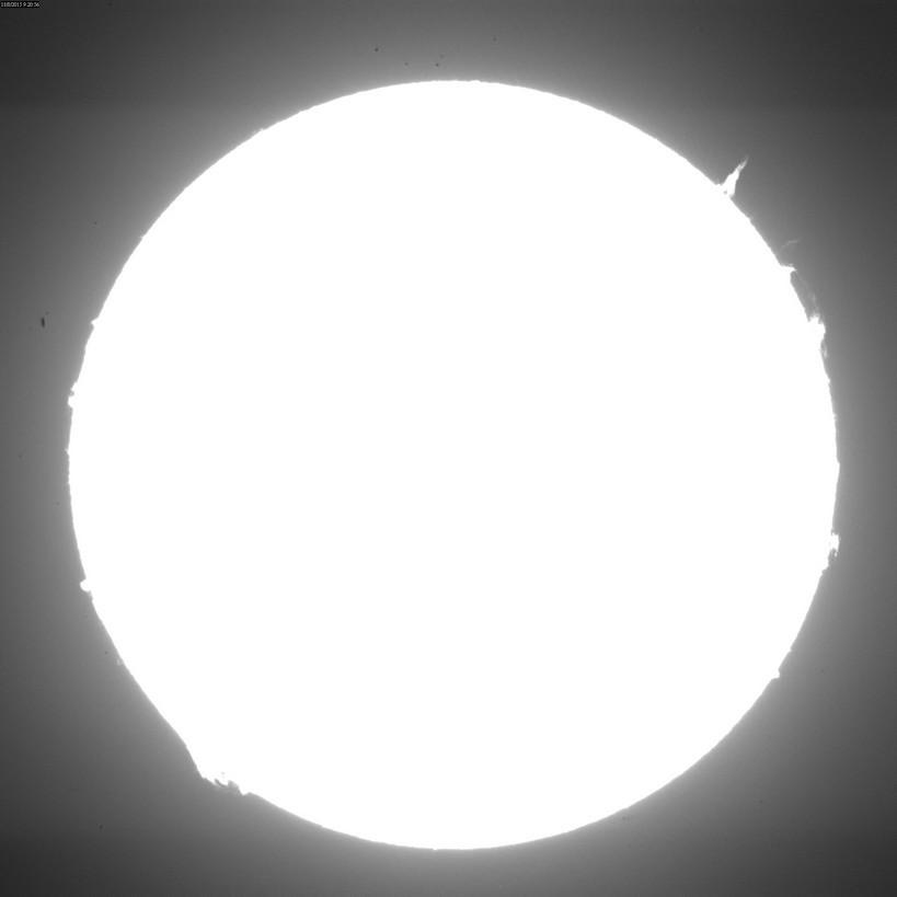 2015 August 18 Sun - AR12403
