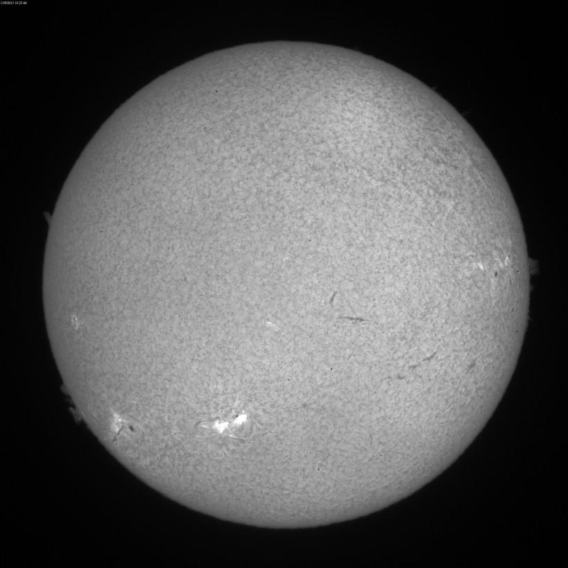 2015 September 15 Sun - AR12412 & AR12414