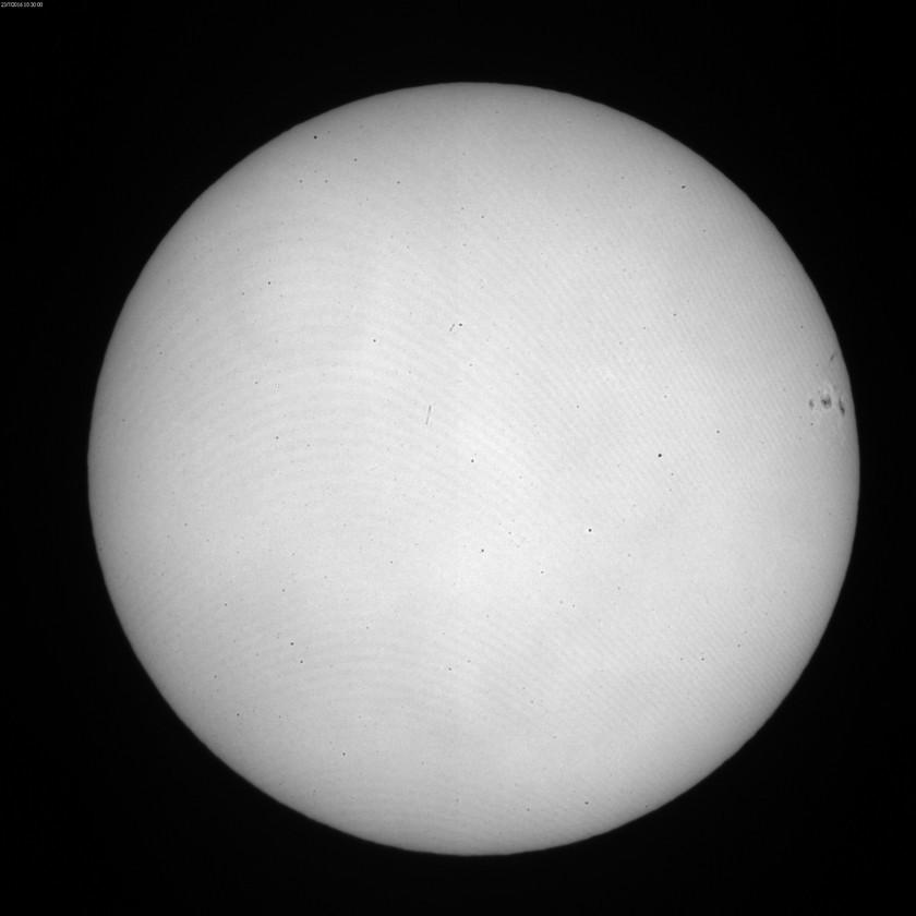 2016 July 23 Sun