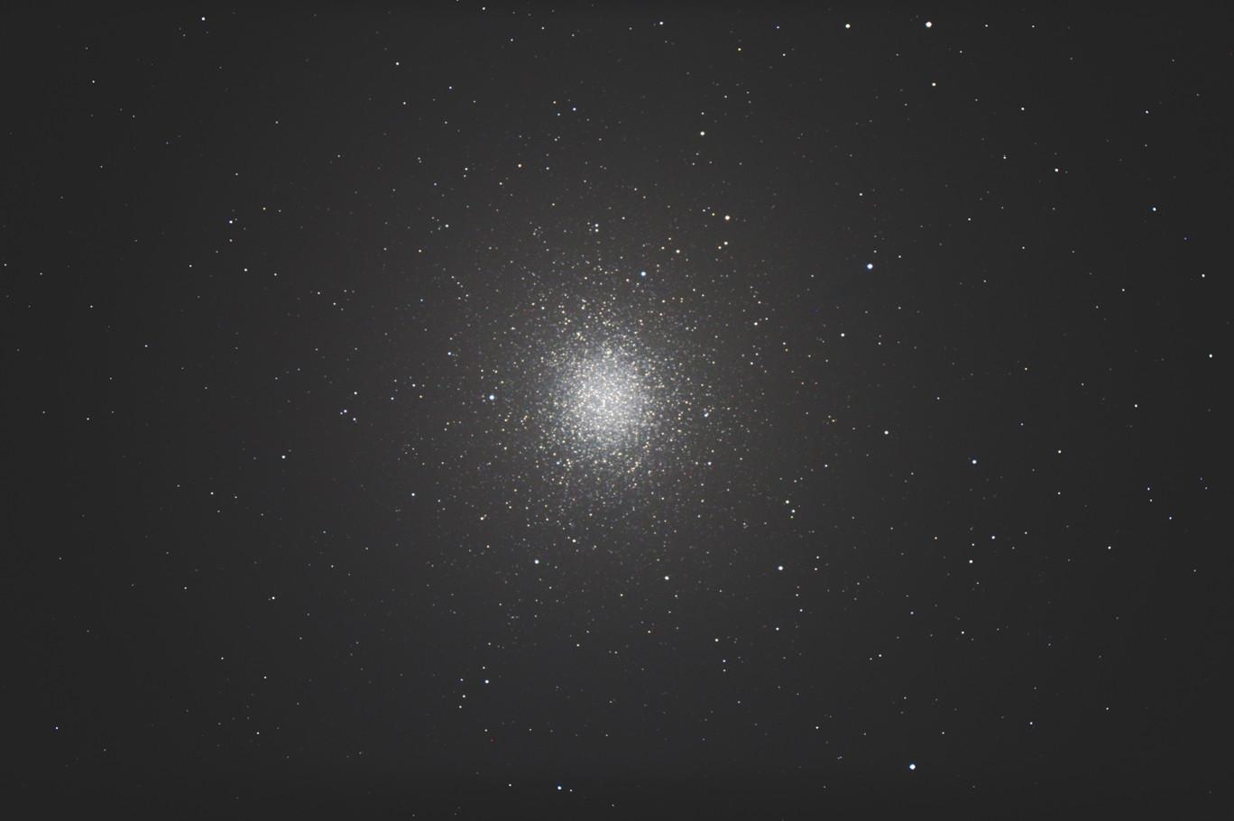 NGC5139 from PTC last night