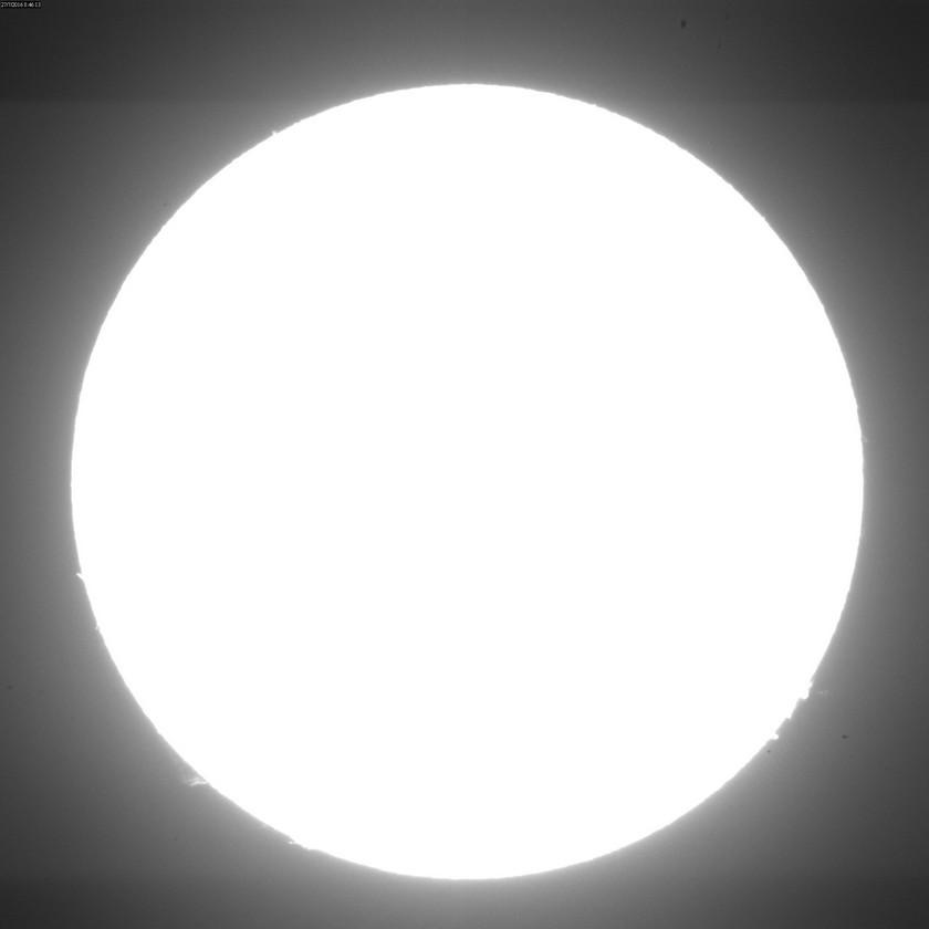 2016 July 27 Sun