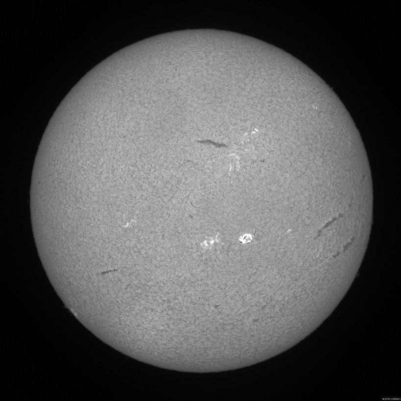 2015 September 11 Sun - AR12412 & AR12414
